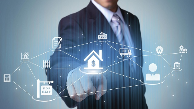 Real estate industry being disrupted