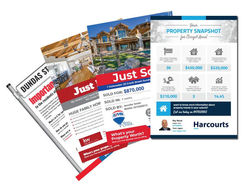 The Best Flyers for New Real Estate Agents