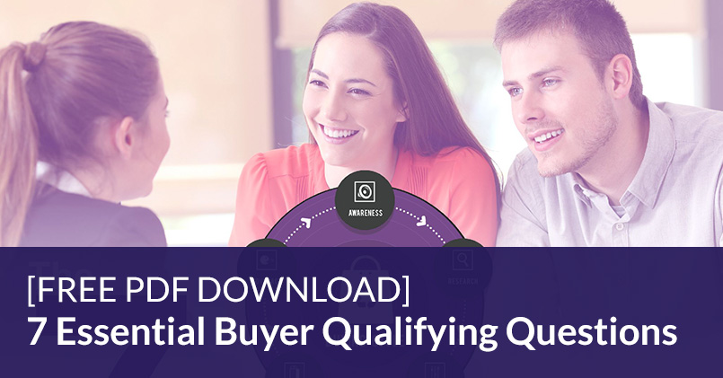 The 7 Essential Buyer Qualifying Questions