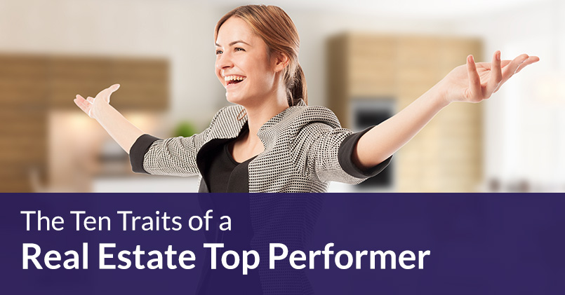 The Ten Traits of a Real Estate Top Performer