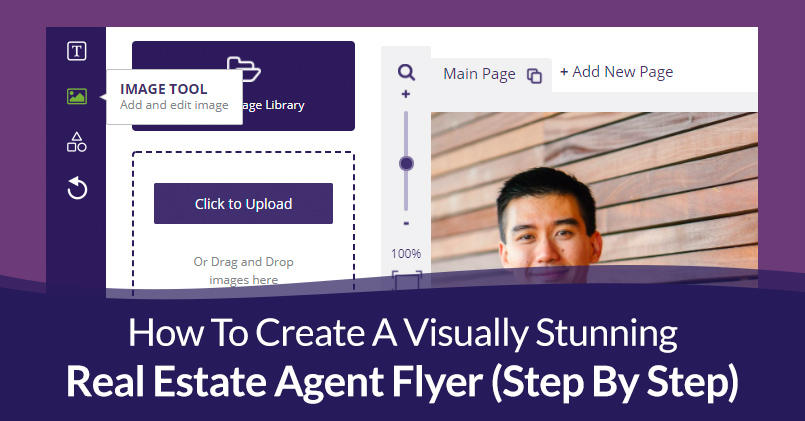 How To Create A Visually Stunning Real Estate Agent Flyer (Step By Step)