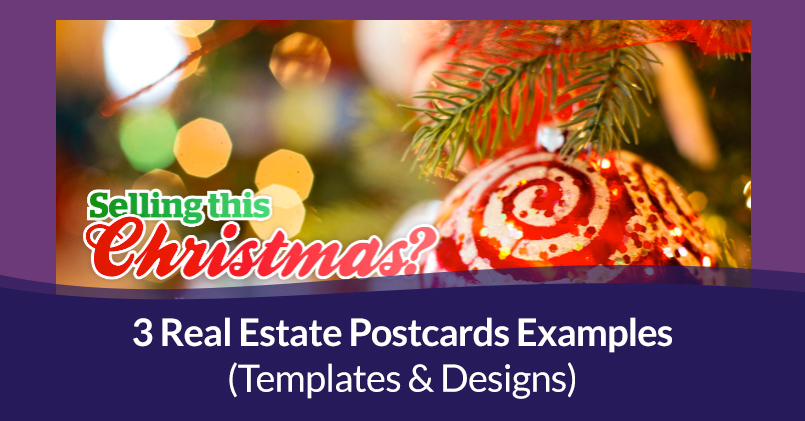 3 Real Estate Postcards Examples (Templates & Designs)