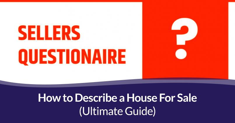 Describe House For Sale