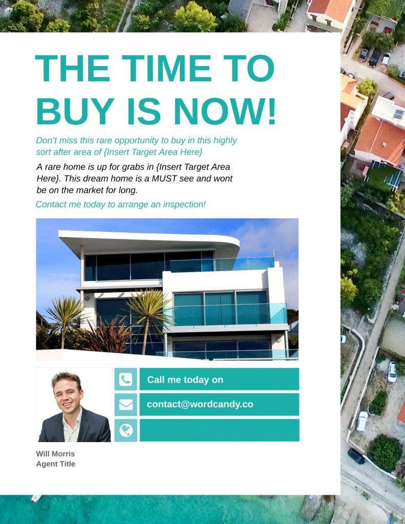 Questions a realtor should ask a buyer.