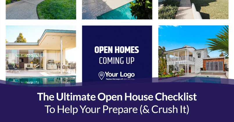 Read more about the article The Ultimate Open House Checklist To Help Your Prepare (& Crush It)
